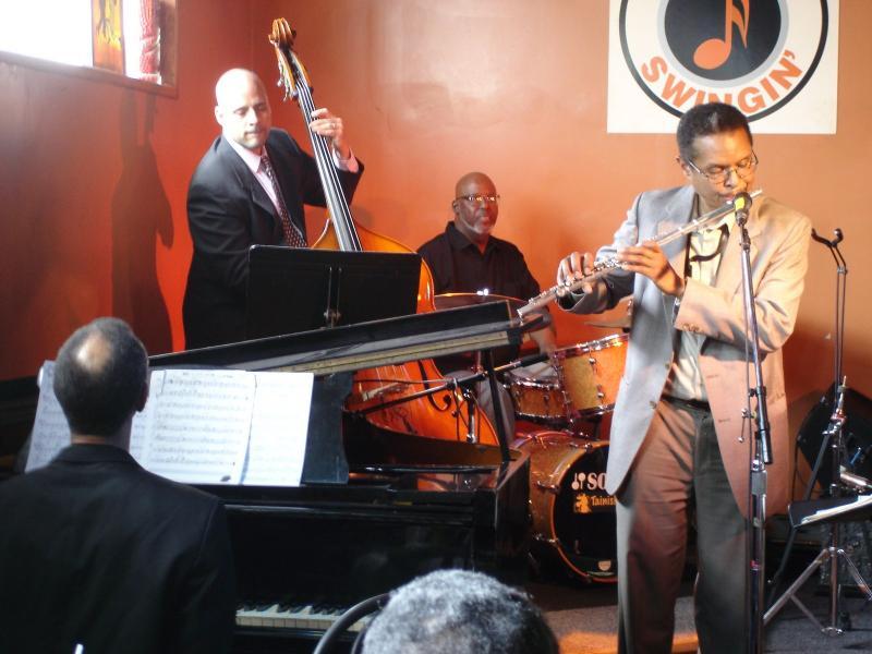 Charles Rahmat Woods Quartet